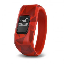 Fitness náramek Garmin Vivofit Junior Lava