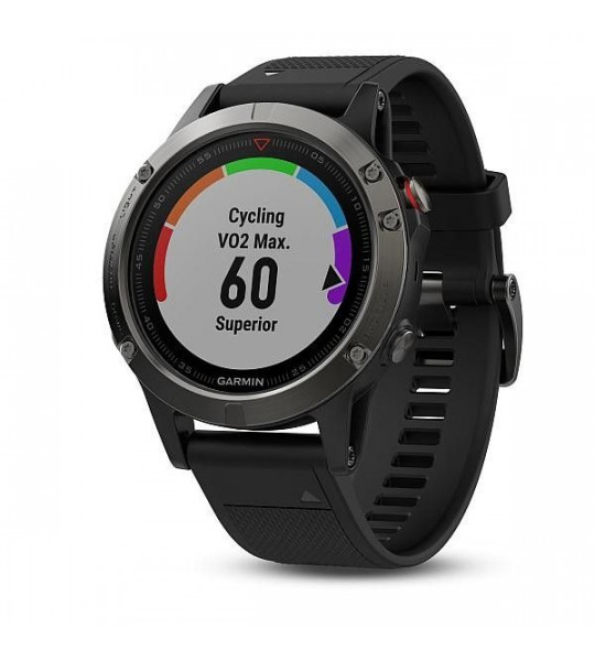 Garmin Fenix5 Gray Optic